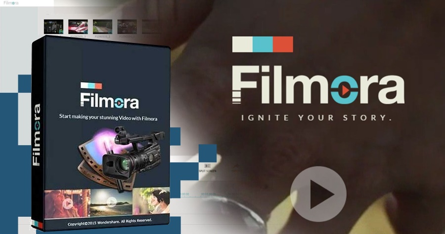 Wondershare Filmora Video Editir